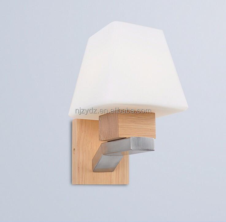 japans koreaans trap ingang hal muur hout wandlamp