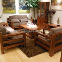 Teak Wood Sofa Set Philippines Most Comfortable Beds Home Furniture Living Room Solid - Buy Divan ...
