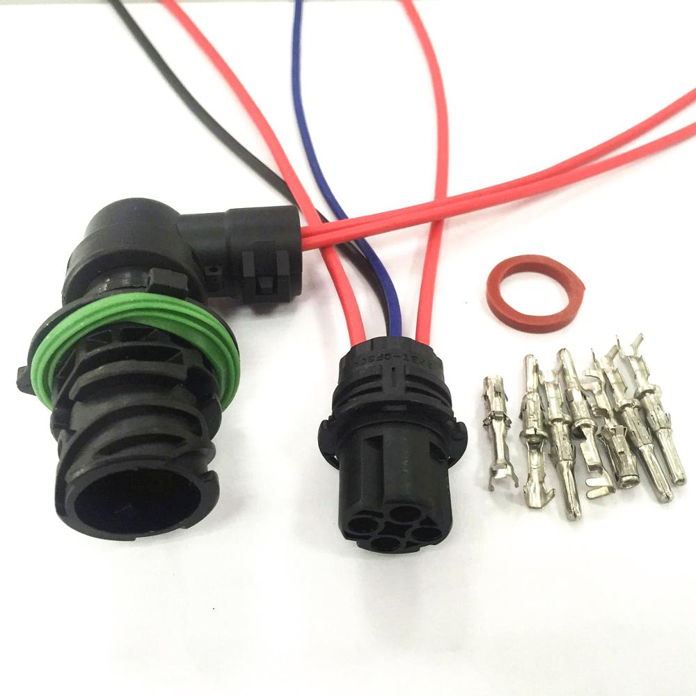 hight resolution of auto ford gm park turn signal lamp mate wiring harness custom 3 pin plug socket wiring