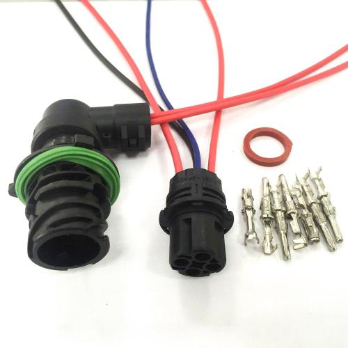 small resolution of auto ford gm park turn signal lamp mate wiring harness custom 3 pin plug socket wiring