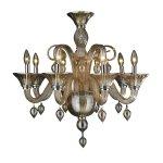 Buy Worldwide Lighting W83175c27 Am Murano Collection 8