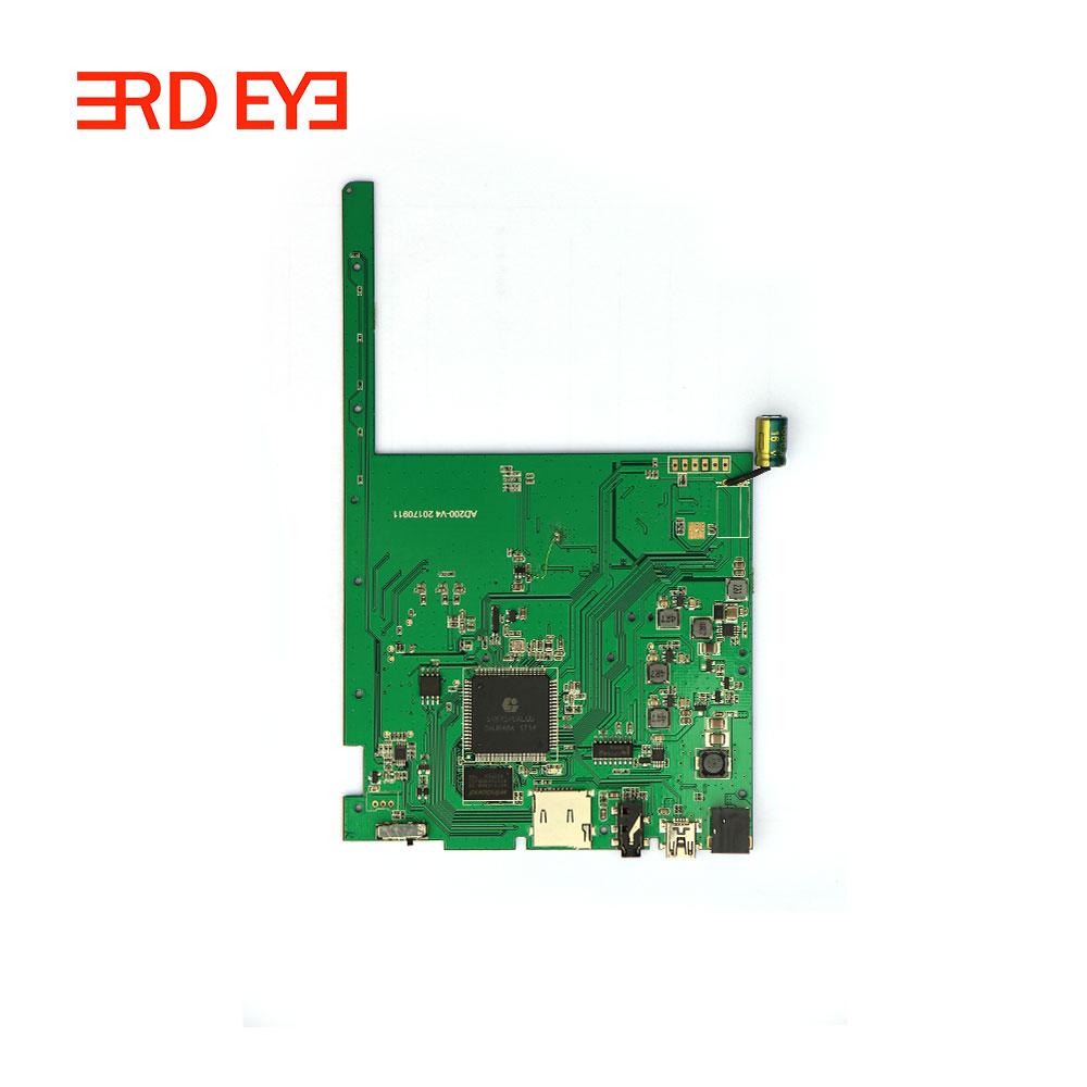 medium resolution of full hd 1080p hybrid dvr 7inch monitor audio strong video strong