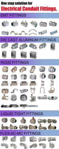 Electrical Conduit Pipe Fitting/electrical Wire Cable ...