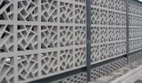 Customized Residential Outdoor Exterior Decorative Gfrc