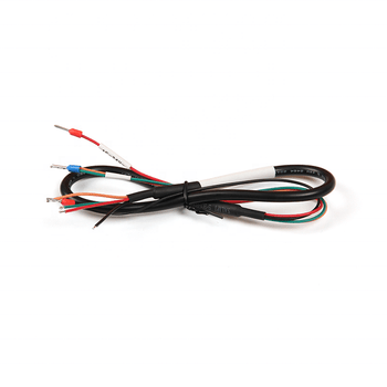 Oem Custom European Bare Terminal Wire Harness For Engine
