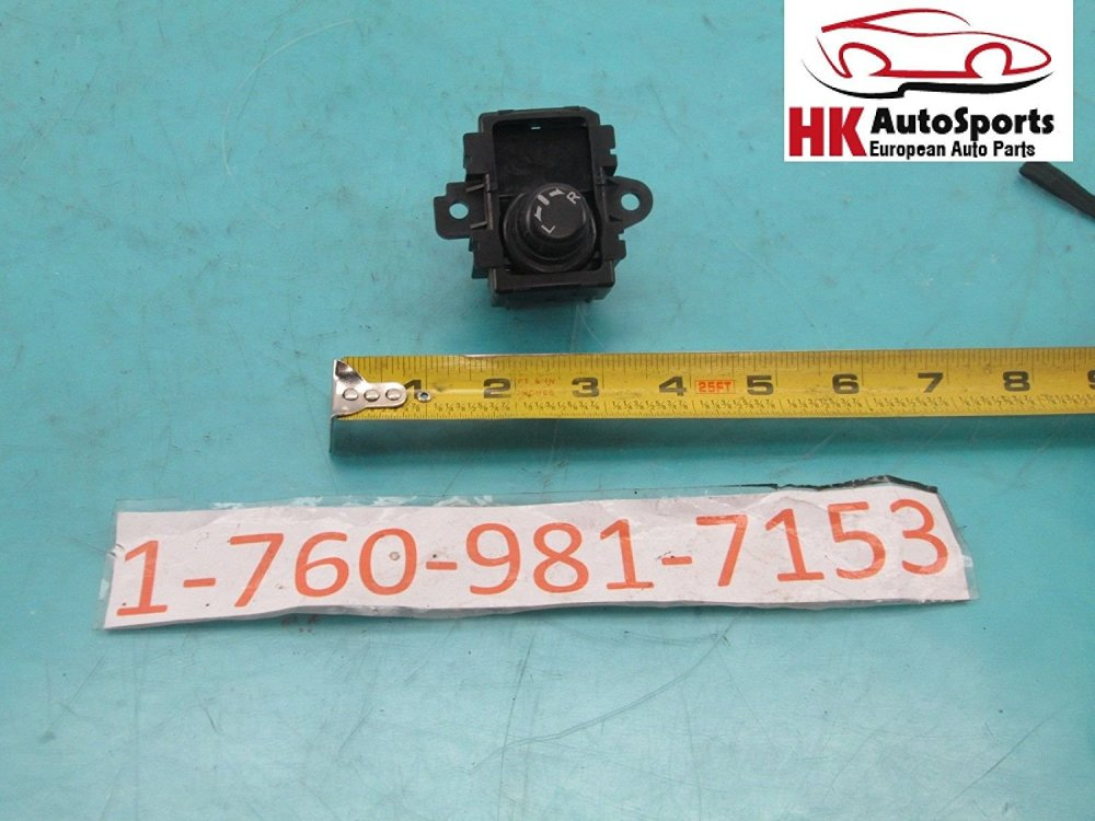 medium resolution of get quotations infiniti g35 coupe side door mirror movement control switch oem 2005 2006 2007
