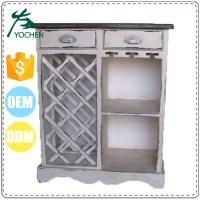 China Solid Wood Bar Liquor Cabinet,Cheap Storage Display ...