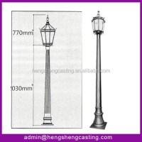 Lamp Post / Street Lamp Post / Lamp Post Height, View lamp ...