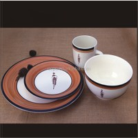 Customized Dinner Set Dinnerware Factory Price