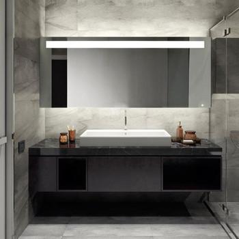 Lighted Mirror Bathroom
