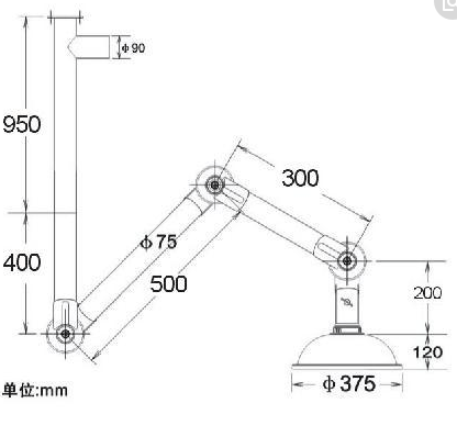 Chemistry Laboratory Equipment Lab Fittings 3 Joint Pp