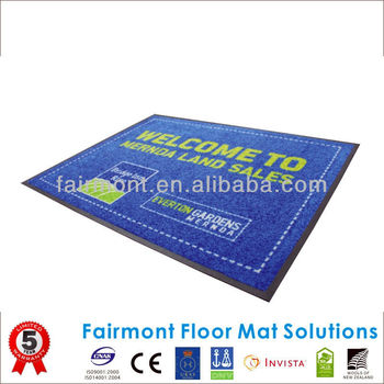Cheap Price Rubber Floor Mat Y713Rubber Flooring MatLogo