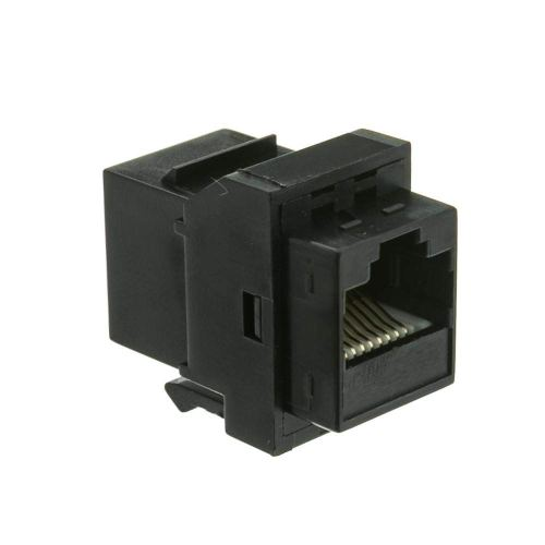 small resolution of get quotations gowos cat6 keystone inline coupler black rj45 female