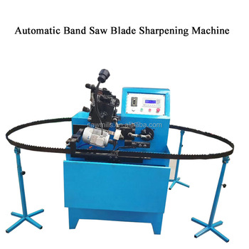Band Saw Blade Sharpening Machine | WoodWorking