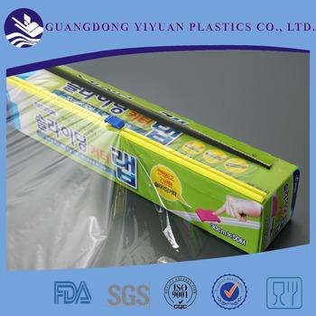 household plastic wrap slide