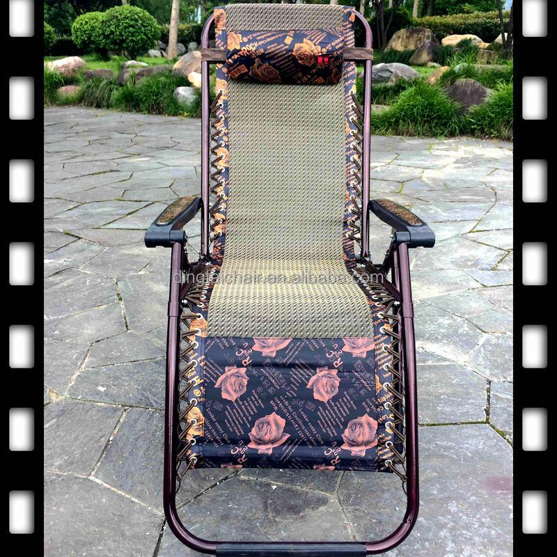 zero g garden chair glider rocking slipcovers cheap outdoor gravity recliner lounge folding texitilinene