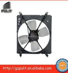 car ac condenser fan for 97 98 camry 2 2l radiator cooling fan 16363 11050 [ 1000 x 1000 Pixel ]