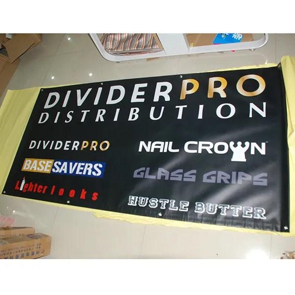custom outdoor vinyl banner