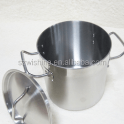 Kitchen Pots And Pans Cabinets Rta High Quality Cooking Cookware Chinese Hot Pot