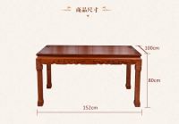 China Manufacturer Craigslist Dining Table And Chairs With ...