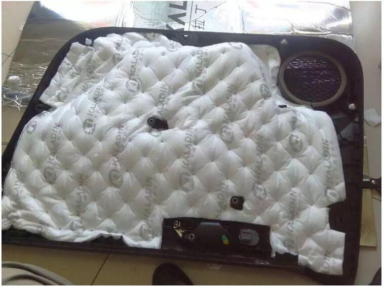 Automotive Acoustic Insulation Cotton Cheap Sound Deadening Car  Buy Cheap Sound Deadening Car