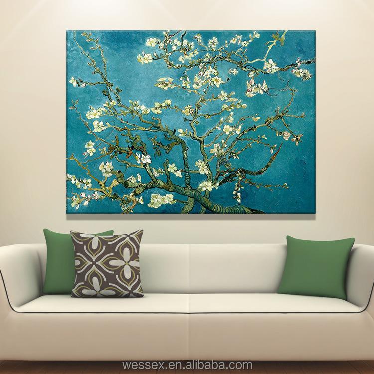 Wanddecoratie canvas woonkamer  Studio kop en schotel