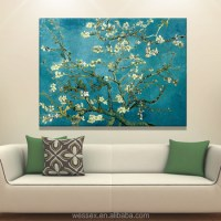 Abstract Oil Painting On Canvas For Living Room Wall ...