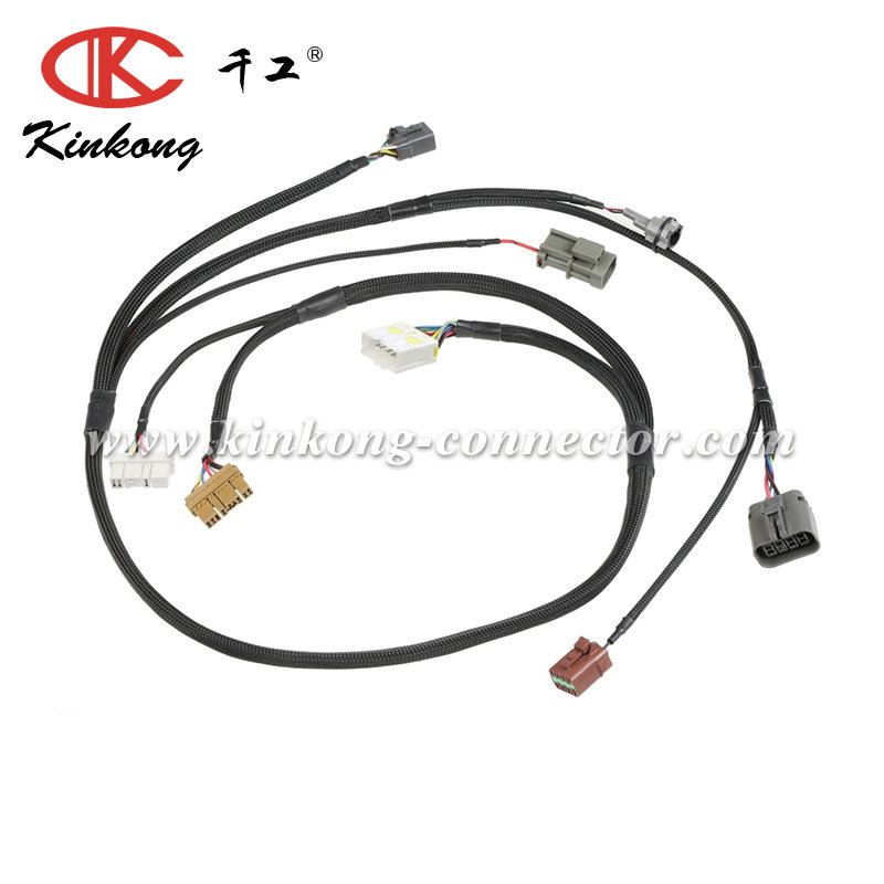 Custom Automotive Radio Stereo Wire Harness Chevrolet
