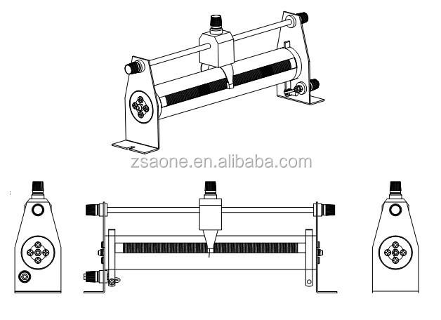 Slide Adjustable Power Resistor, View Slide Adjustable