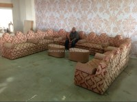 Living Room Sectional Long Low Floor Seating Arab Sofa ...