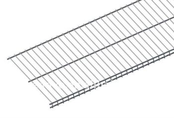Garage Storage Shelving , Shelf Wire Panel 380mmX1216mm