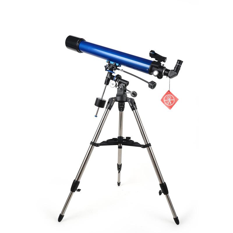 90mm German Equatorial Refractor Telescope Astronomical