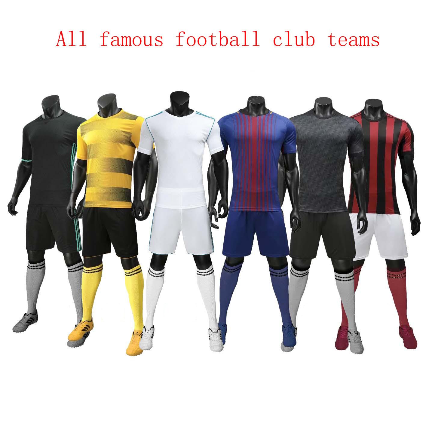 Baru Murah Semua Tim Sepak Bola Terkenal Football Club Jersey Buy Football Club Jersey Tim Sepak Bola Jersey Jersey Bola Product On Alibaba Com