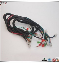 customized wiring harness cable for yamaha motorcycle [ 1000 x 971 Pixel ]