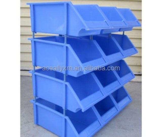 Plastic Stacking Picking Storage Bins