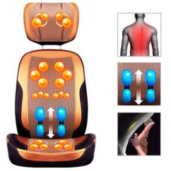 Back Massage Chairs For Sale Bistro Buy Hot Pad Cervical Device Neck Cushion Open Chair Household Free Shipping In Cheap Price On