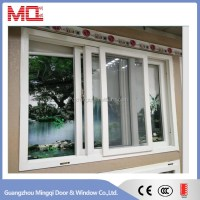 Latest Design Sliding Window Grill Design With Arch - Buy ...