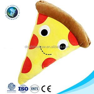 yummy plush pizza pillow