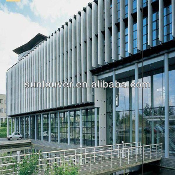 야외 알루미늄 장식 루버 배플 및 패널셔터 상품 ID60429731991korean