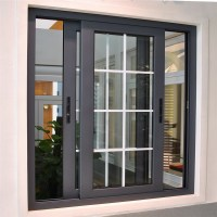 New Design Aluminum Sliding Window With Sub Frame - Buy ...