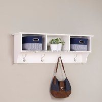 Small White Decorative Shelf | Billingsblessingbags.org
