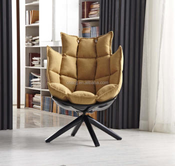 swivel chair em portugues woven outdoor chairs modern patricia urquiola husk living room single hotel lobby armchair designer