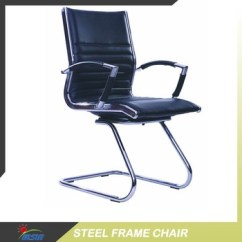 Steel Chair For Office Wicker Patio Set Of 2 Onsun Tube Bending Cushion Os 3707v Buy