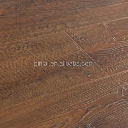 pingo good quality waterproof wooden oak color hdf laminate floor tile buy wood tile mdf laminate floor wooden laminate floor product on alibaba com