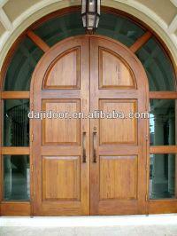 Round Door & Double Iron Doors