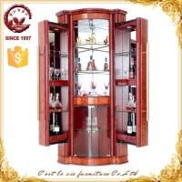 Living Room Modern Corner Bar Cabinet Furniture,Home Bar ...