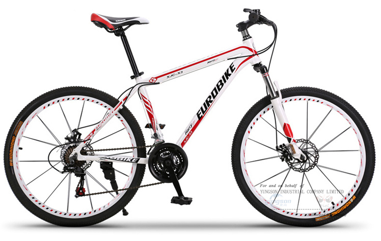 26er Frame Mtb 27-speed Luxurious Configuration Mountain