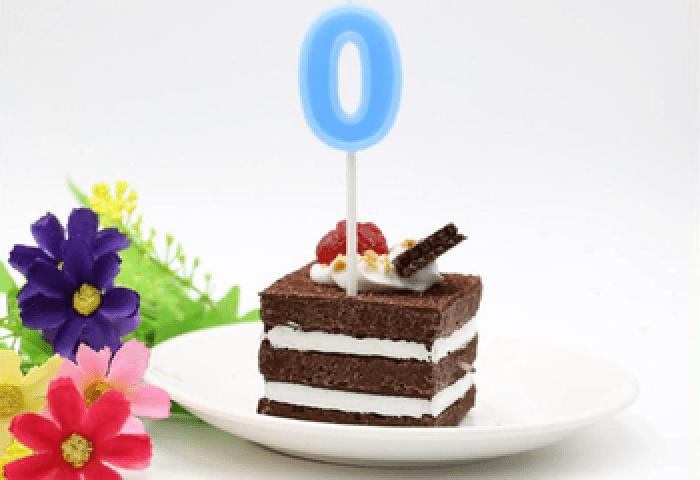 New Technology Birthday Cake Candleshot Sale Beer Birthday Candles