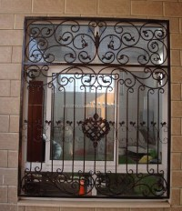 Popular Ornamental Wrought Iron Window Grates - Buy ...