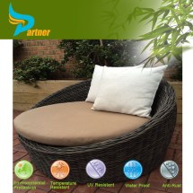 Modern Comfortable Garden Furniture Patio Rattan Daybed